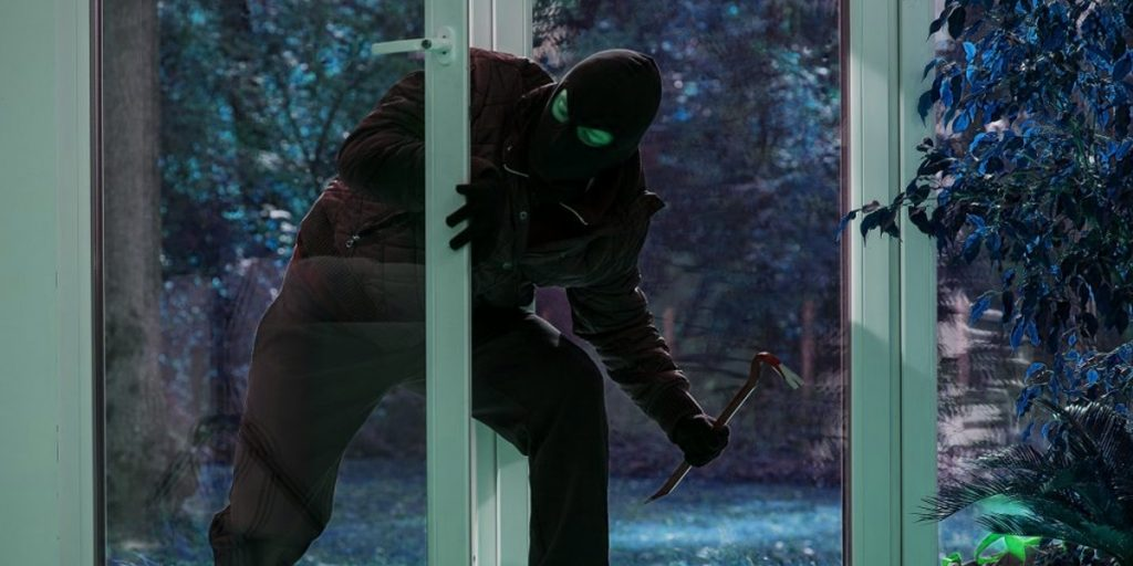 Save your property from the Intruders